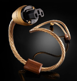 Odin Gold Power Cord