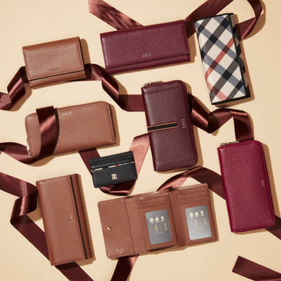 Daks leather goods