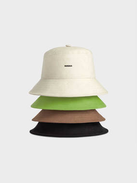 pangaia bucket hats