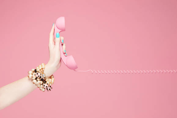 Ring ring telephone