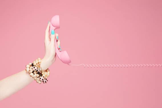 Ring ring telephone