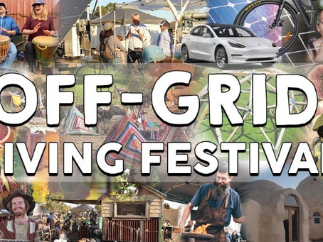 EARTHCHAT: The Off Grid Living Festival