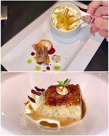 Cantaloupe at Troika Sky Dining