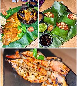 Bijan Bar & Restaurant Fine Malay Cuisine