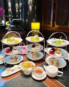 Lounge On The Park Mandarin Oriental