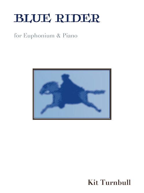 BLUE RIDER - Euphonium & Piano