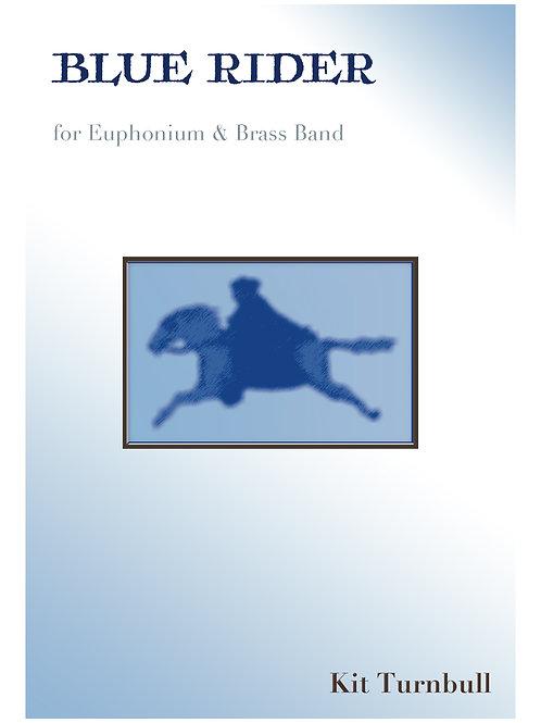 BLUE RIDER - Euphonium & Brass Band