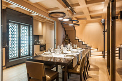 C1 - Dining room + wine storage 1