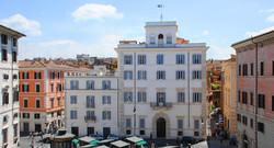 Luxury apartments in Rome