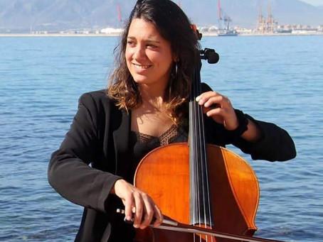 Adriana y su violonchelo