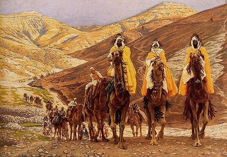 Journey of the Magi, James Tissot.jpg