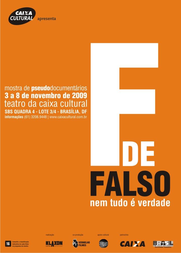 F de Falso