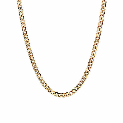 Wholesale gold plated cuban chain