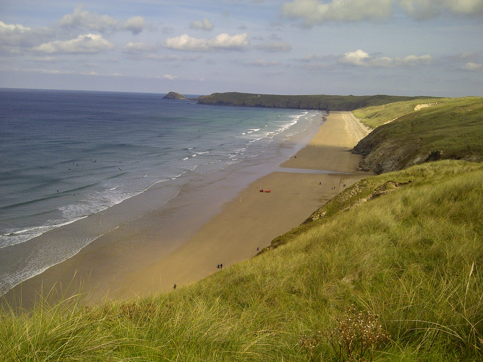 13th - 17th of May Walking The Cornish Coast