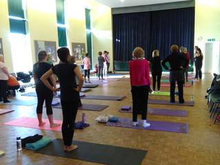 Well-Being Day Lancing West Sussex