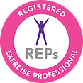 Personal Trainer Linda Rusby Reps Professional
