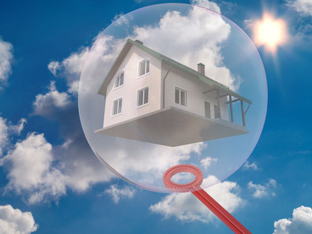 SELL YOUR HOUSE DURING HOUSING BUBBLE