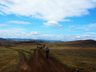 Велопоход по Тажеранам