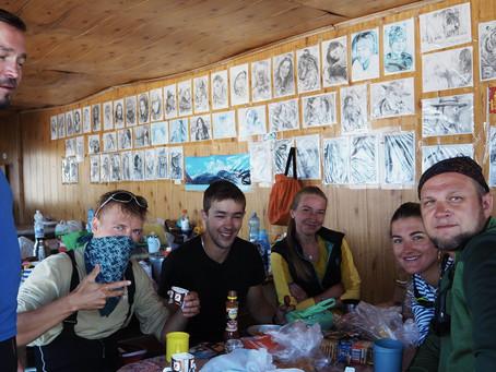 Восхождение на Эльбрус (5642 м)