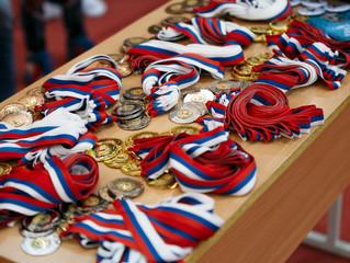 Победители и призеры Турнира по грэпплингу