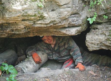 17 мая - Спелеопоход в пещеры Волглая и Радостная