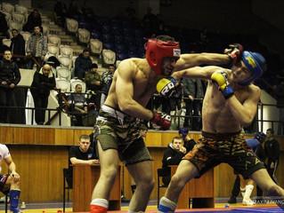 Первенство и Чемпионат Иркутской области по ММА