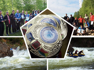 Чемпионат Иркутской области по водному туризму