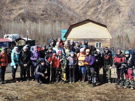 Восхождение на Пик Черского (2090 м)