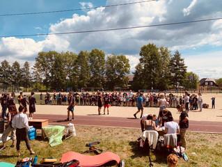Праздничный турнир по спортивному многоборью