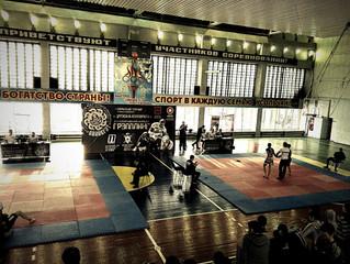 Первенство и Чемпионат г. Усолье-Сибирского по спортивной борьбе ГРЭППЛИНГ
