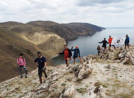 11 мая - экспедиция по Тажеранским степям