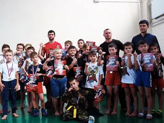 Первенство и Чемпионат г. Иркутска по ММА