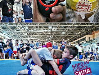 Межклубный Турнир по грэпплингу на призы команды БОЕВАЯ СИБИРЬ
