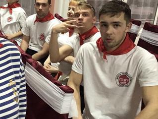 Русичи участвовали в Молодежном фестивале «Зимний Экстрим»