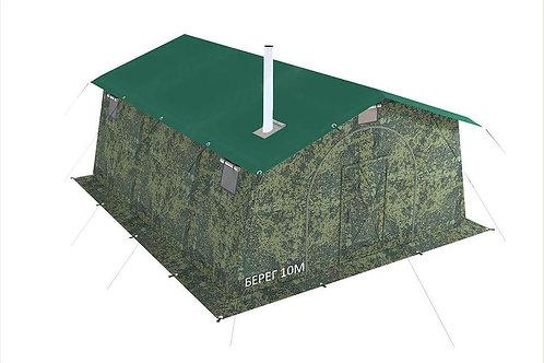 Палатка армейская Берег-10М2