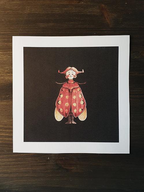 Brachysphaenus - An insect child