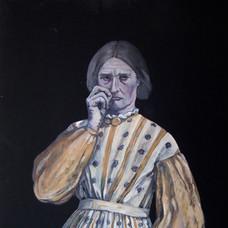 Pintura contemporanea. lola sandoval