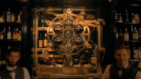 Mr Fogg's Mechanical Mixology