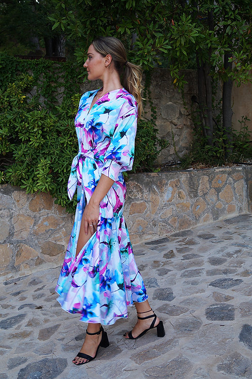 Vestido Kimono Chloe