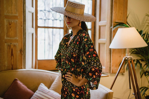 Vestido Kimono Barxell Corto