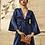 Thumbnail: Kimono azul noche