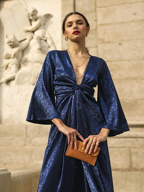 Kimono azul noche