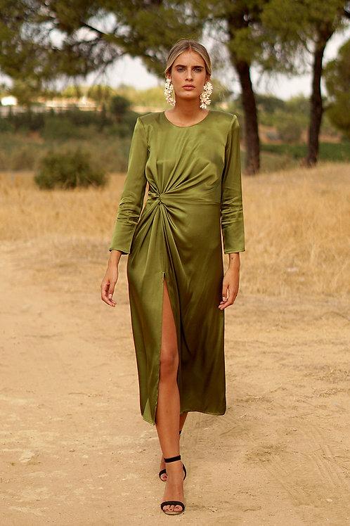 Vestido Como oliva