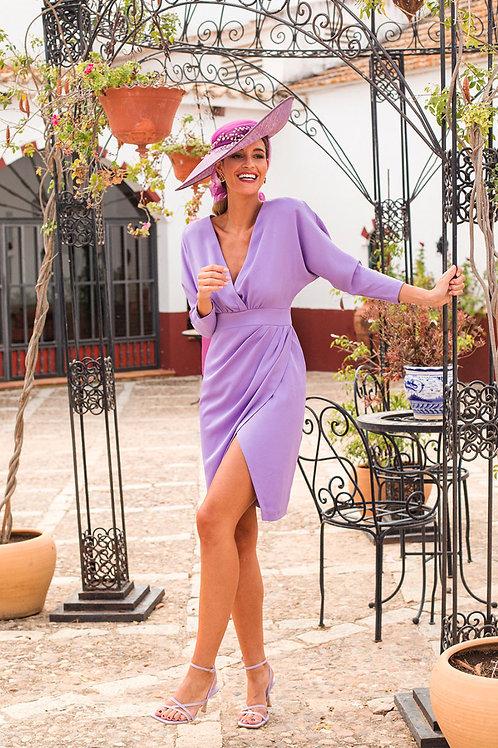 Vestido Sonia Malva