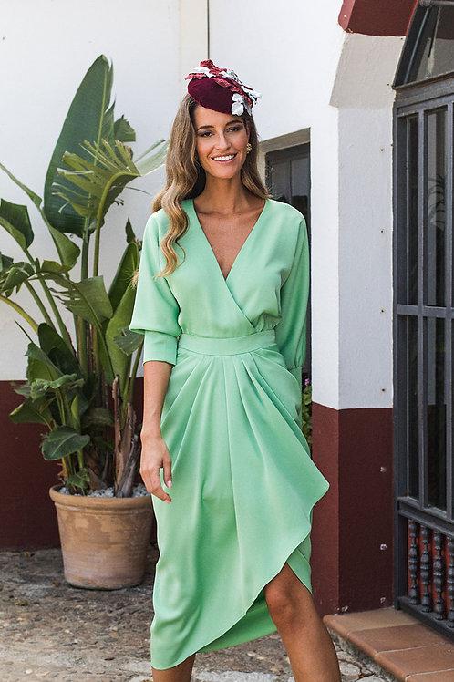 Vestido Sonia Pistacho
