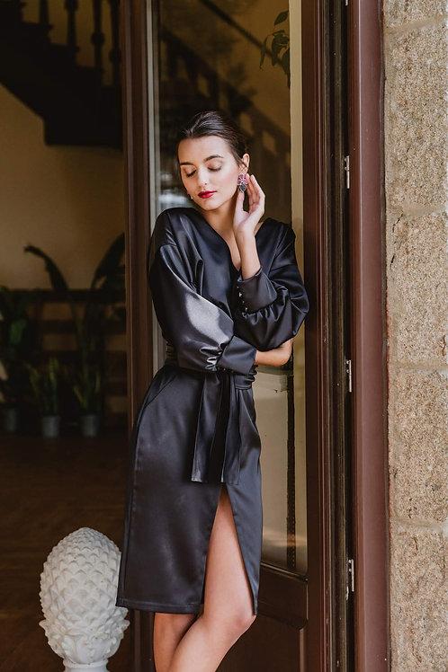 Vestido Bárbara Negro