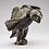 Thumbnail: LUKTA QIATSUK (Kinngait/Cape Dorset 1928-2004) 'Vigilant owl'