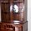 Thumbnail: An exceptionally fine Regency mahogany secretaire bookcase, English, circa 1810