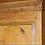 Thumbnail: An early 19th C diamond point armoire / armoire à pointe de diamant, Quebec