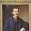 Thumbnail: Franz Sterrer (Austrian 1818-1901) 'Portrait of a Gentleman' oil on canvas, 1863